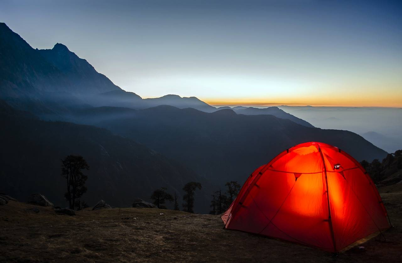 Camping Equipment Hire